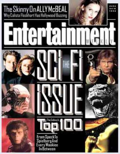 Entertainment Weekly - Sci-fi's Top 100: 51-100