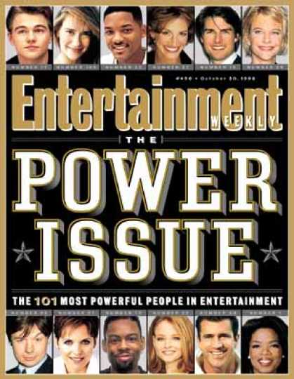 Entertainment Weekly - Head of the Class: 51-101.5