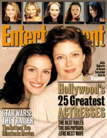 Entertainment Weekly - Mothering Heights