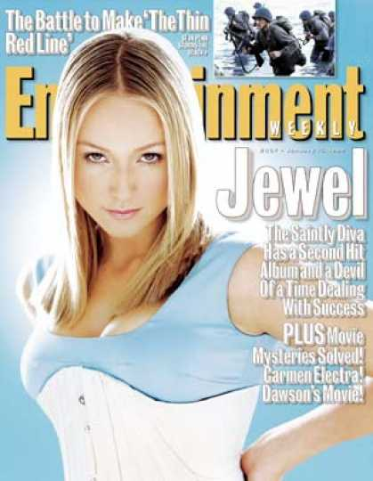Entertainment Weekly - Jewel Will Save Her Soul
