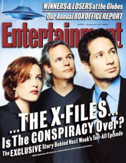 Entertainment Weekly - Secrets and Lies