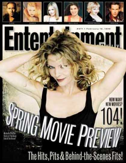 Entertainment Weekly - Spring Movie Preview