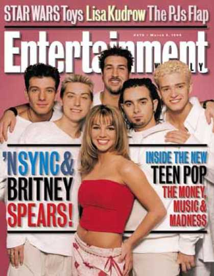 Entertainment Weekly - Inside the Half-billion-dollar Teen-pop Explosion