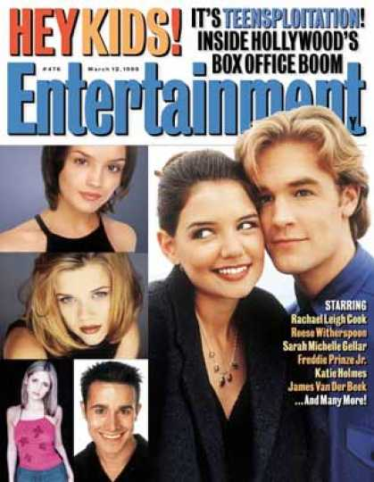 Entertainment Weekly - They're All That