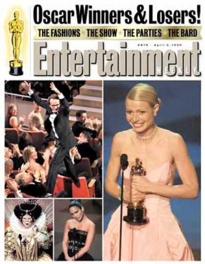 Entertainment Weekly - Oscars '99: The Big Night