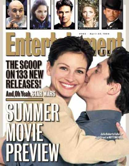 Entertainment Weekly - Summer Movie Preview/august