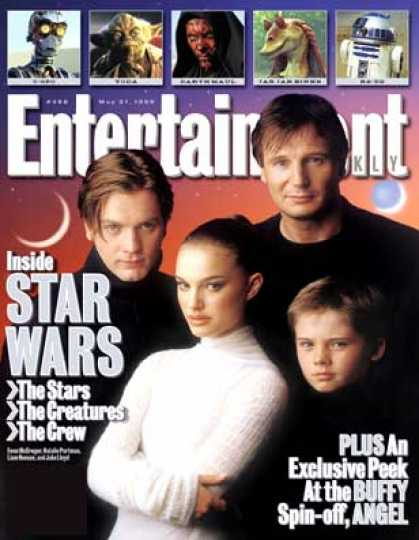 Entertainment Weekly - The Star Report