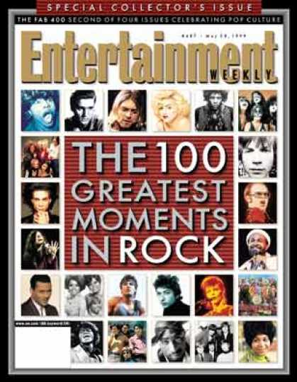 Entertainment Weekly - The 100 Greatest Moments In Rock Music: The 50s