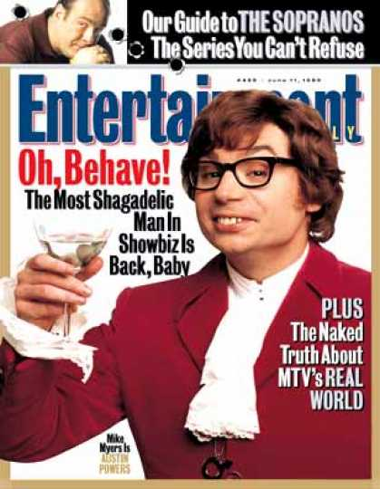 Entertainment Weekly - Groovin' On Up