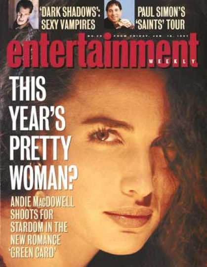 Entertainment Weekly - Woman On the Verge