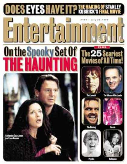 Entertainment Weekly - A Shiver Runs Through It