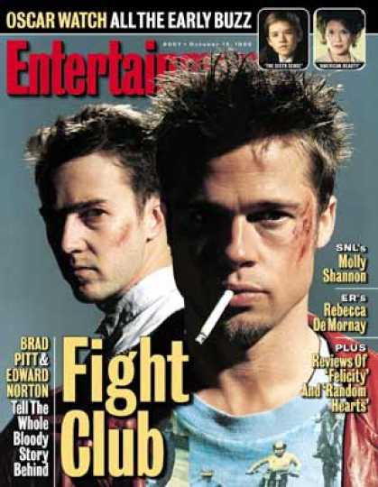 Entertainment Weekly - Blood, Sweat & Fears