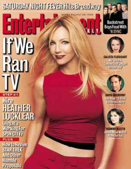 Entertainment Weekly - If We Ran Tv