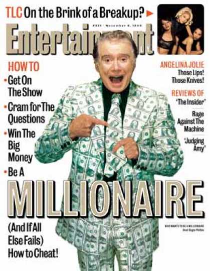 Entertainment Weekly - Right On the Money