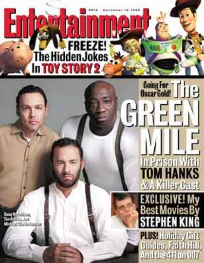 Entertainment Weekly - The Greening of America