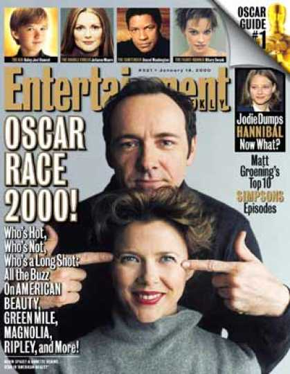 Entertainment Weekly - I See Gold People
