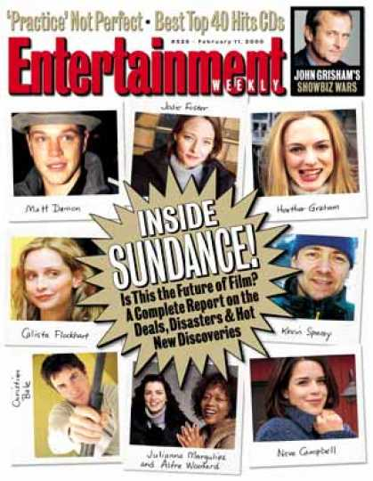 Entertainment Weekly 525