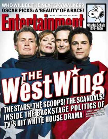 Entertainment Weekly 527