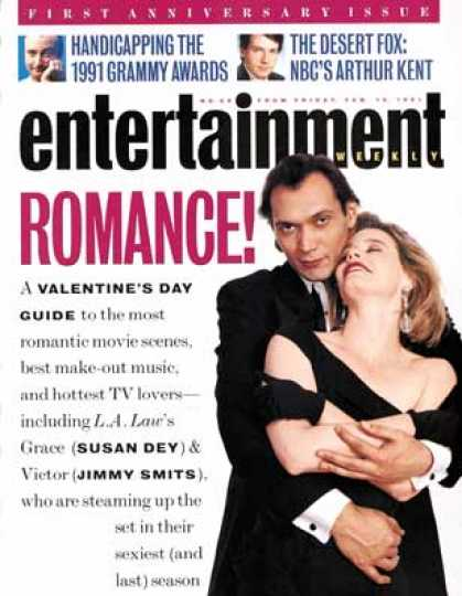 Entertainment Weekly - Love Stories, Nothing But Love Stories