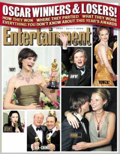 Entertainment Weekly 534