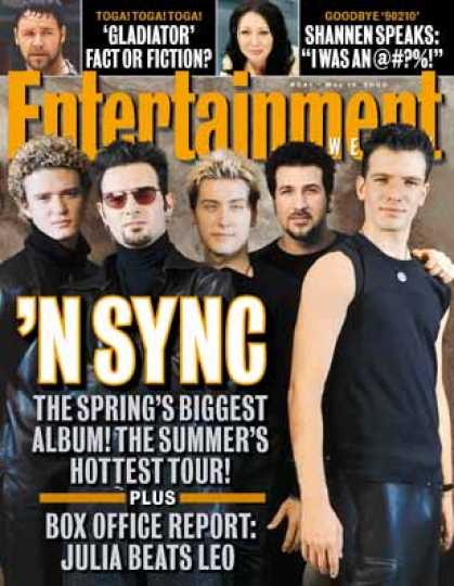 Entertainment Weekly 541