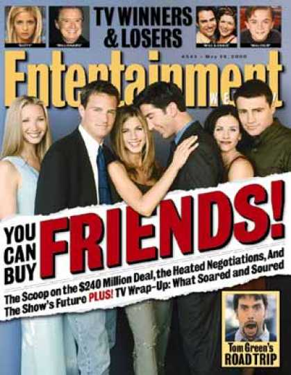 Entertainment Weekly - Funny Money