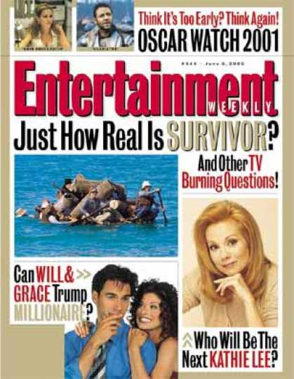 Entertainment Weekly - Well, Isle Be!