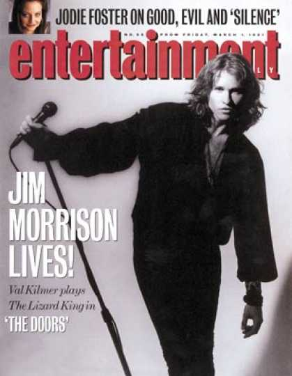 Entertainment Weekly - Love Me Two Times