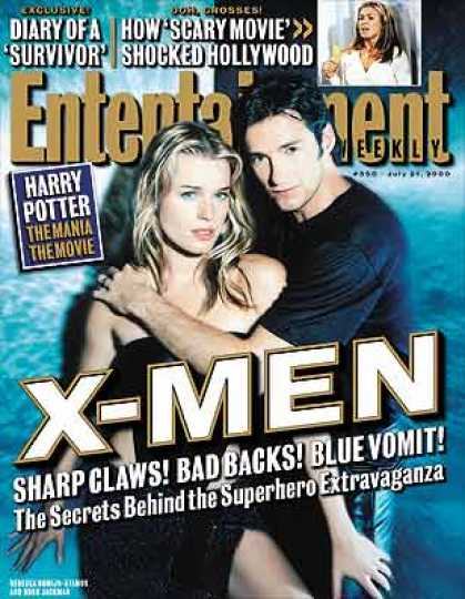 Entertainment Weekly - Generating X