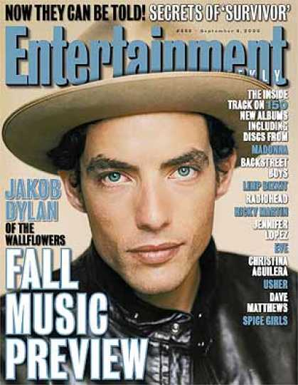 Entertainment Weekly - Son Mixed With Clouds