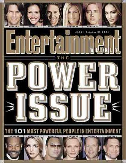 Entertainment Weekly 566