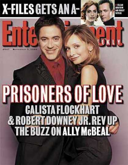 Entertainment Weekly - The Ups and Downey of Ally Mcbeal