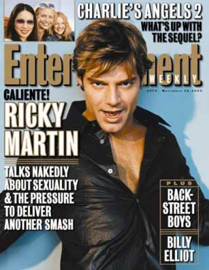 Entertainment Weekly 570