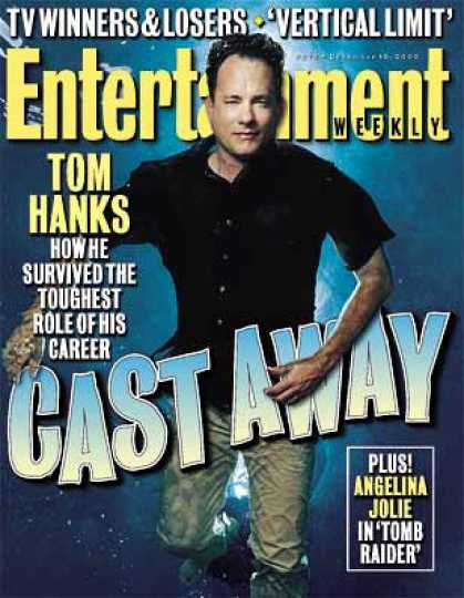 Entertainment Weekly 573