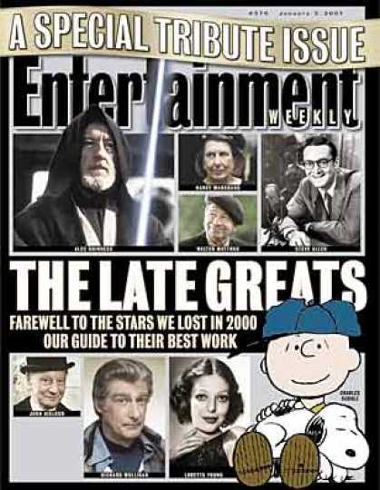 Entertainment Weekly 576