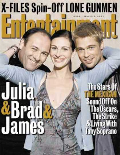 Entertainment Weekly - The Three Amigos