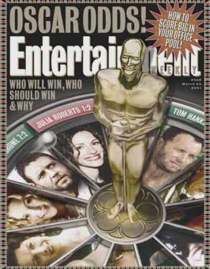 Entertainment Weekly - Ballot