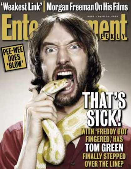 Entertainment Weekly - Back In Blecch