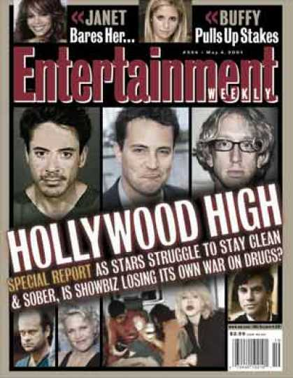 Entertainment Weekly - Hollywood High