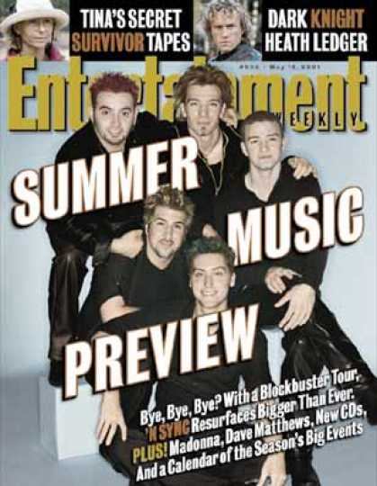 Entertainment Weekly 596