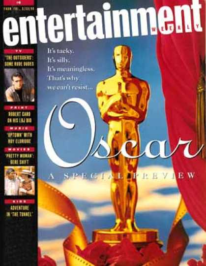 Entertainment Weekly - Overlooked by the Oscar