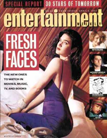 Entertainment Weekly - Jennifer Connelly