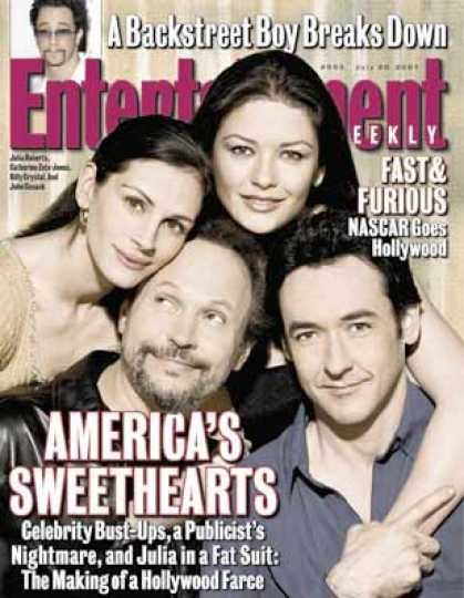 Entertainment Weekly 605