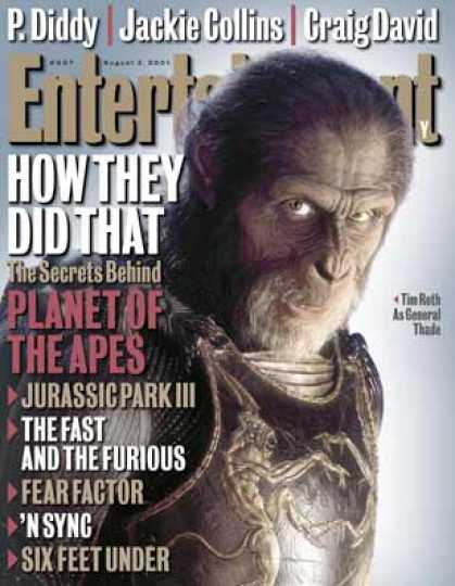 Entertainment Weekly 607