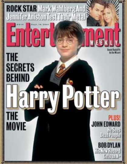 Entertainment Weekly - Inside Harry Potter