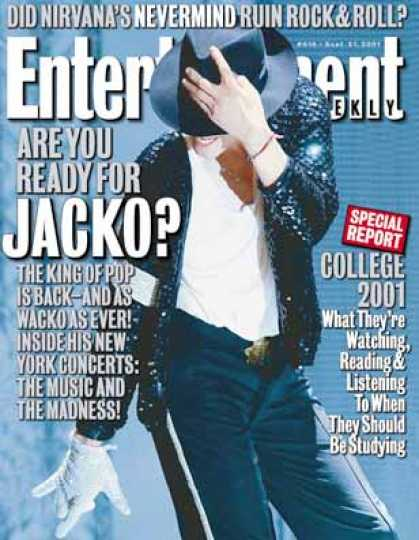 Entertainment Weekly - Wanna Be Stoppin' Somethin'