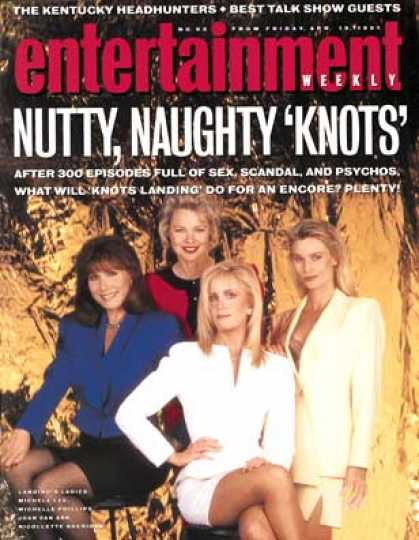 Entertainment Weekly - Totally Knots