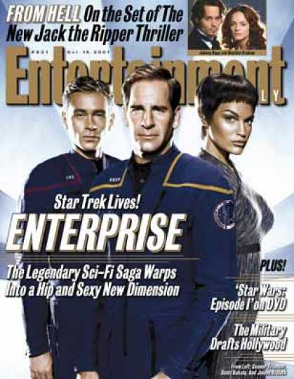 Entertainment Weekly - 2001 A New Space Odyssey