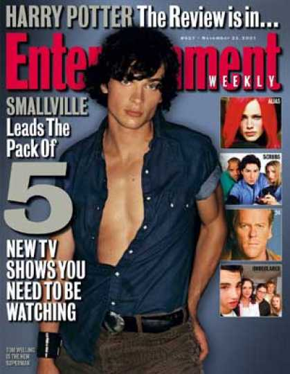 Entertainment Weekly 627