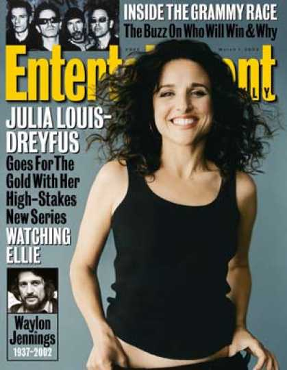 Entertainment Weekly - Testing: One, Two, Three...